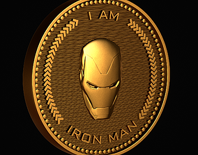 3D printable model Infinity Coin