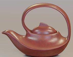 3D model Chinese teapot