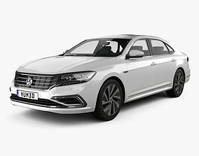 Volkswagen Passat PHEV CN-spec 2019 3D