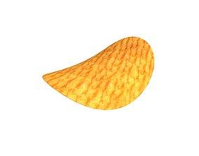 3D model Potato Chips v1 004