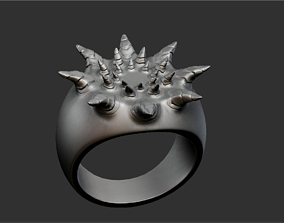 3D print model fantastic ring