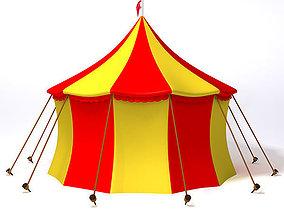 Circus Tent 3D