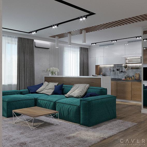 BR living room