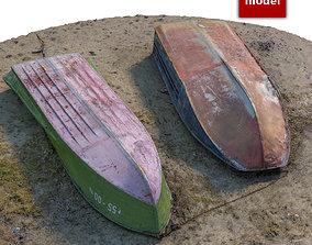 334 Boat 3D model