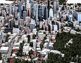 Real Time City 14 3D model