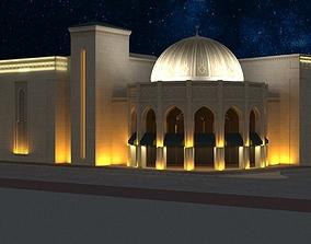 Historical Palace 3D model
