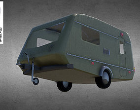large-truck 3D House on wheels