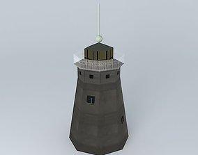 3D model The old Windmill of Brisbane