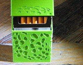 CIGARETTE PACKAGE CASE 3D printable model