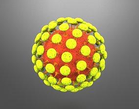 Novel COVID-19 Representation - Coronavirus 3D