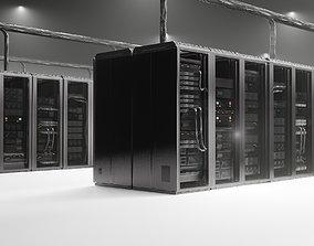 3D asset Server pack