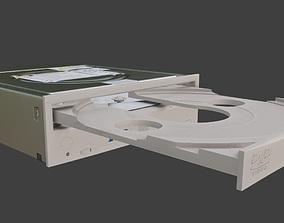3D asset desktop computer DVD rom