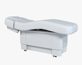 3D Hospital Bed 003