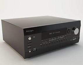 3D model Integra DTR 40 6 receiver