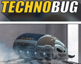 Technobug 3D insects
