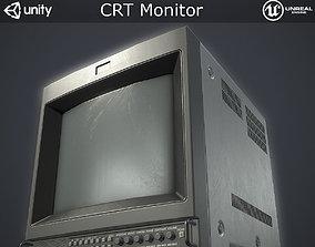 3D model CRT Monitor