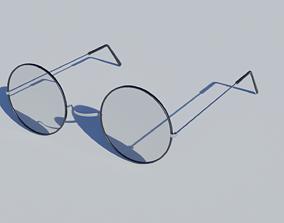 sunglass 3D asset game-ready Sunglasses