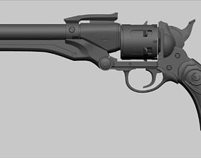 3D printable Destiny 2 Trust Hand cannon