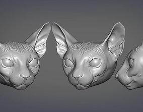 Sphinx ancient 3D print model