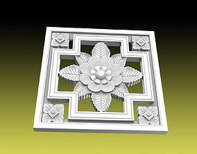 3D print model Rosette 023
