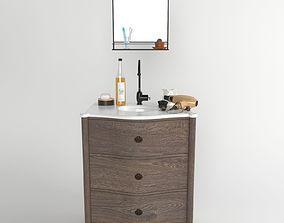 vanity sink 3D model