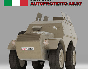Autoprotetto Fiat Spa AS 37 Balkans 3D