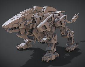 3D print model Liger Zero