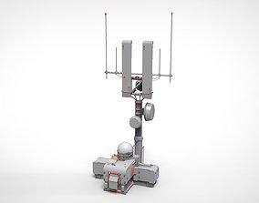 antenna 16 3D model