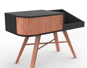 Vinyl Table 3D model