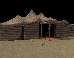 Arabian tent 3D