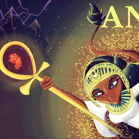 """Ankh """"Game jam 2020"""" video game project"""