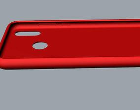 3D printable model Huawei P20 lite Red CASE