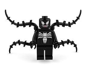 Venom Lego 3D