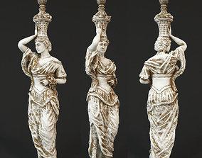 3D printable model Statue antique