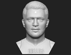 Luka Doncic 3D printing ready stl obj formats