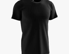 3D t-shirt male