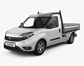 Fiat Doblo Work Up 2015 3D