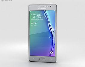 Samsung Z3 Silver 3D model droid