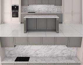 kitchen-set09 3D model