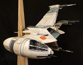 3D printable model Starwars B-Wing