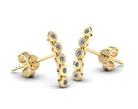 3D print model Jewelry Earrings 003
