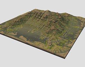 3D Mountain MTT04