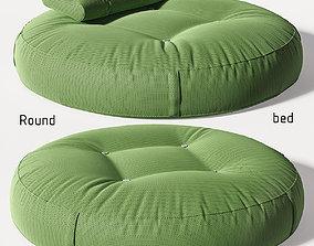 3D Ogo maria round garden bed