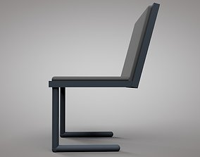3D model empty new Chair