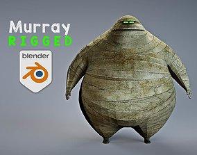 3D model Hotel Transylvania 3 Monster - Murray the mummy