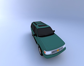 3D Mercury Mountaineer 98