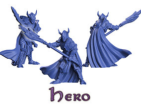 3D print model Hero of chaos