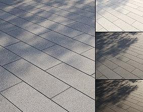 3D Granite paving slabs Type 6