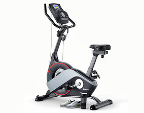 3D model Exercise bike Hop-Sport Flex HS-200H and BONUS