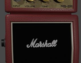 AMP Marshal MS-2R 3D asset realtime
